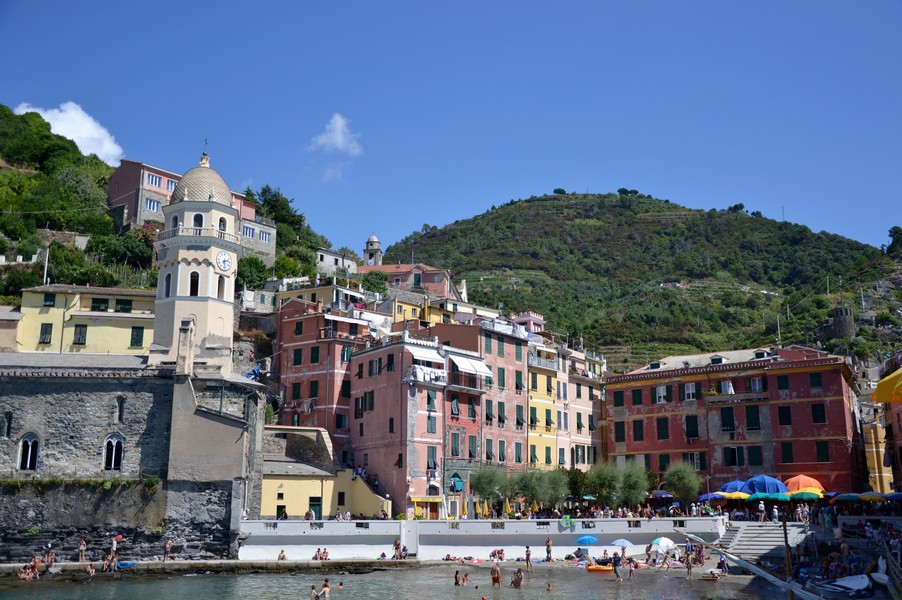 vernazza_port